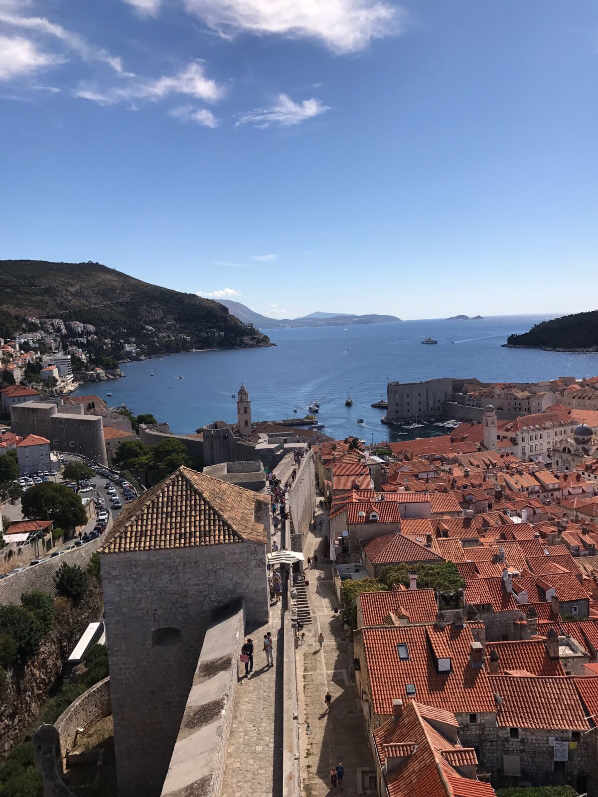King's Landing Game of thrones filming location in Dubrovnik Croatia